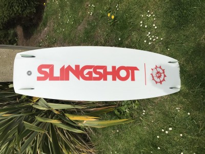 Slingshot Refraction Twintip 2019