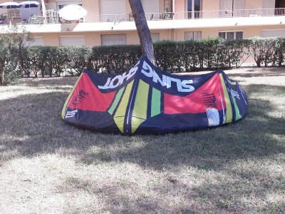 Slingshot Rally 10m 2017 Complète<br><br><strong>800€</strong>