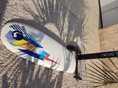 Sroka foil-STOKA--planche-TAAROA-Addict Foil 2017 Complète 450€